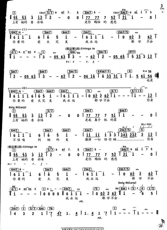 求分享宋冬野-安和桥尤克里里弹唱谱子,有没有大神有这个谱子.