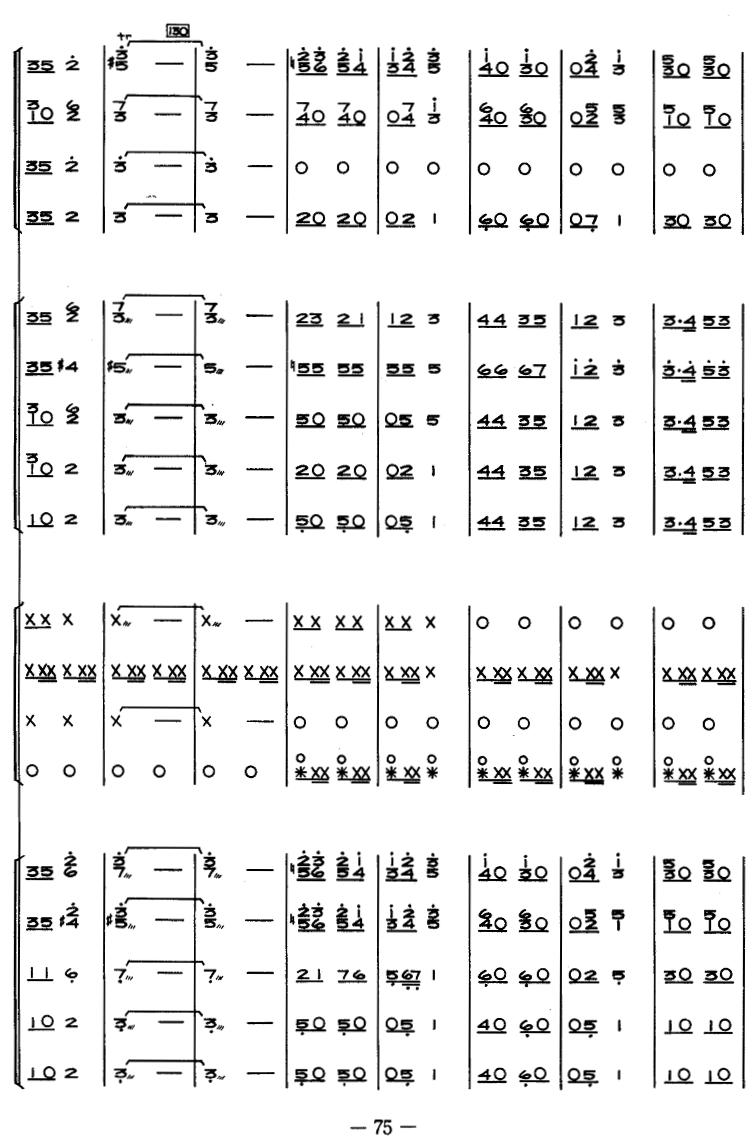 【惊涛】民乐合奏总谱17