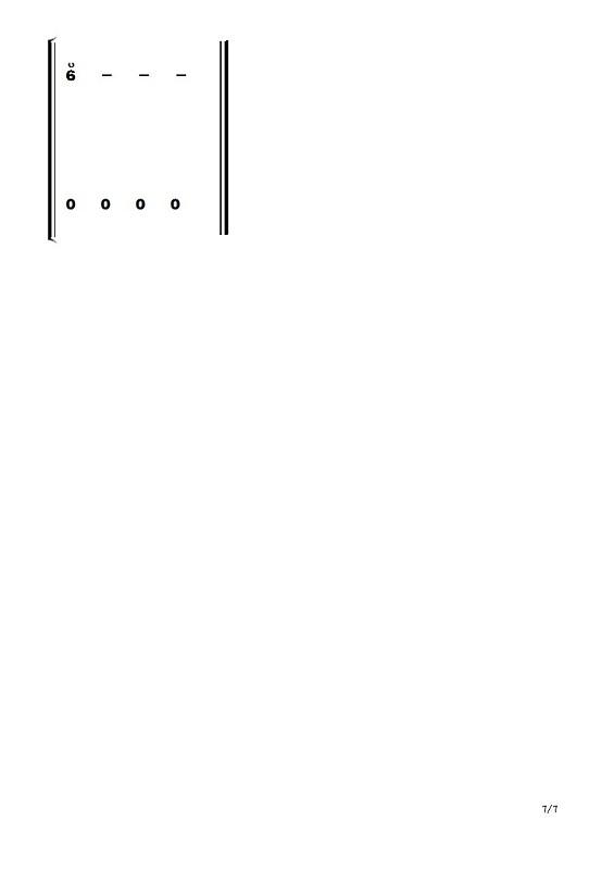 古筝曲谱 红颜劫