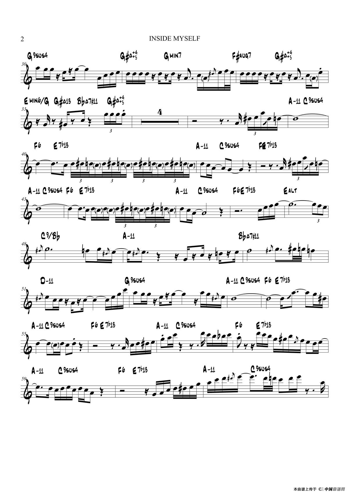 中音萨克斯伴奏用什么调